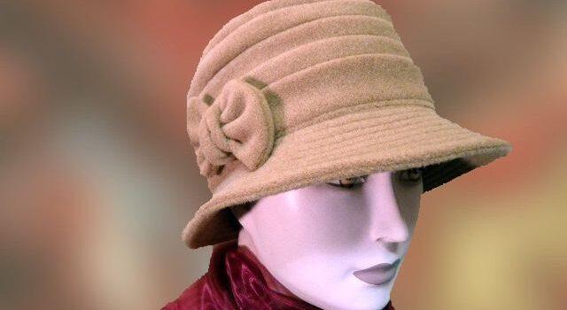 Női sapka gyapjú téli - Kalapszalon kalapok sapkák nagy választékban ... 85c548de08