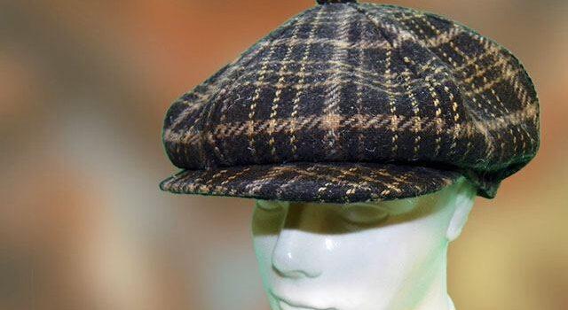 Férfi sapka részes originál formájú gatsby - Kalapszalon kalapok ... 9a7a315662