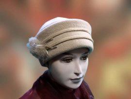 Női sapka - Kalapszalon kalapok sapkák nagy választékban Budapest 6d7a363729