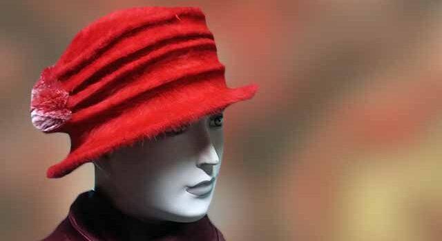 Piros női sapkák - Kalapszalon kalapok sapkák nagy választékban Budapest aad2662fd1
